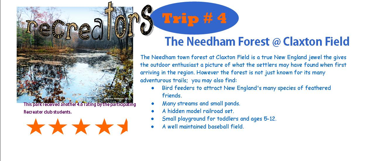 Needham forest rating