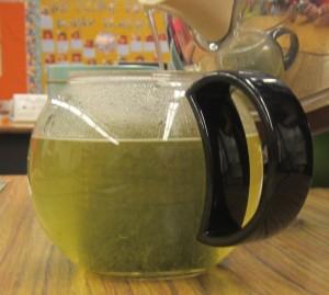 Tea #1: Loose Leaf Green Tea